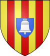 Blazon - Coat of Arms - The department of Ariège, Occitanie region of Southern France