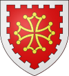 Blazon - Coat of Arms - The department of Aude, Occitanie region of Southern France
