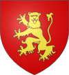 Blazon - Coat of Arms - The department of Aveyron, Occitanie region of Southern France