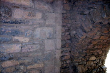 Wall dating from 1390