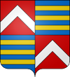 Blazon - Coat of Arms - Durban-Corbières, Occitanie region of Southern France